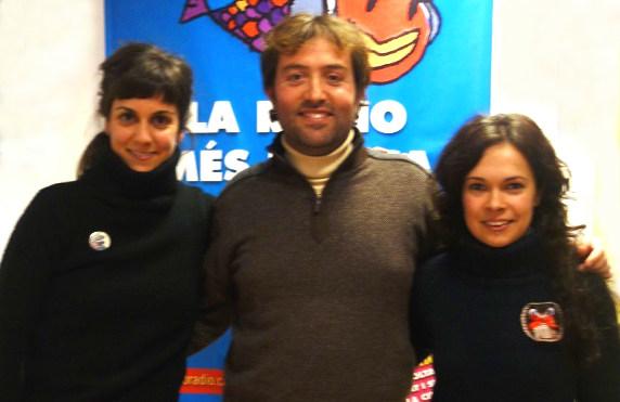 Parlem de RACONS a Ràdio Mataró.