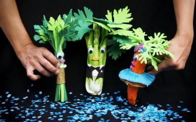 Vols que els teus fills mengin verdures?