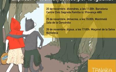 Conferència/Taller: explicar i inventar contes per la igualtat