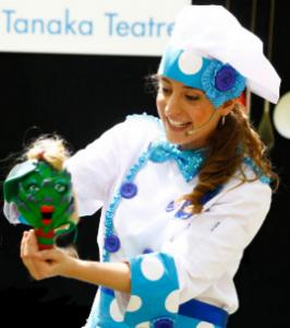 Bon profit! Espectacle de Tanaka Teatre sobre alimentació saludable