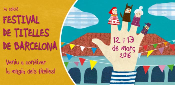 """BON PROFIT!"" al Festival de Titelles de Barcelona (13 de Març)"
