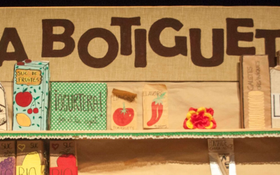 """L'espectacle sobre consum responsable""""La Botigueta"""" arriba aPlaça Catalunya"""