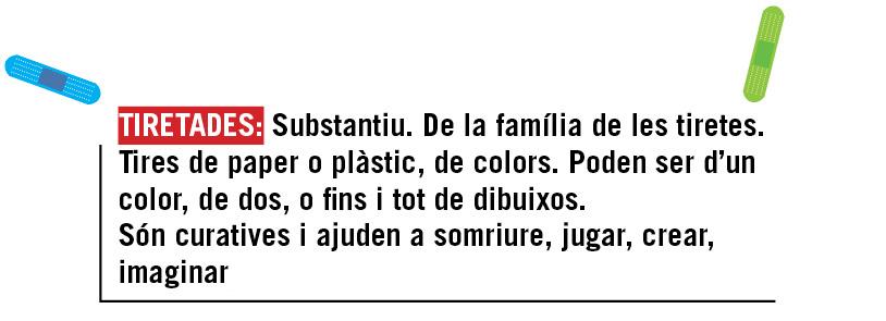 Tiretades_definicio
