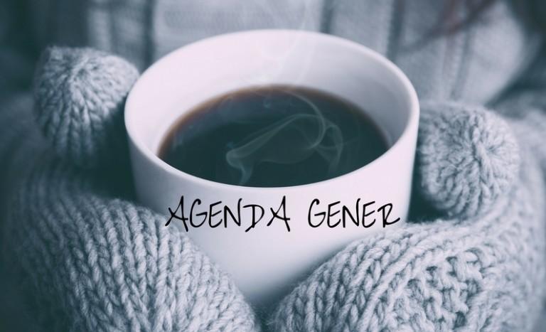 Agenda d'actuacions GENER 2018