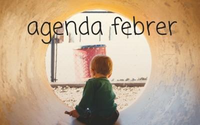 Agenda d'actuacions FEBRER 2018