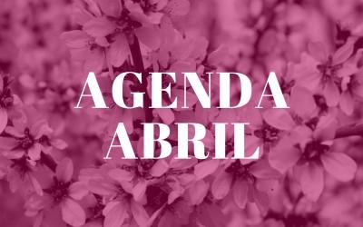 Agenda d'actuacions ABRIL 2018